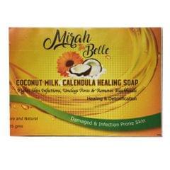 Calendula & Coconut Milk, Healing Soap - 125 gm