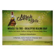 Miracle Tea Tree & Eucalyptus Healing Soap - 125 gm