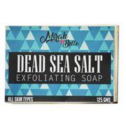 Dead Sea Salt Exfoliating Soap  - 125 gm