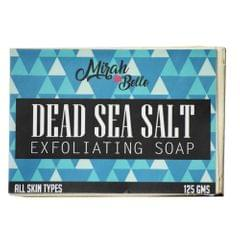 Dead Sea Salt Exfoliating Soap  - 125 gm