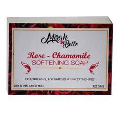 Rose Chamomile Softening Soap - 125 gm