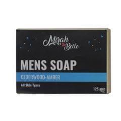 Cedarwood & Amber Men Soap - 125 gm