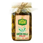 Green Chilli Pickle - 400 gms