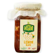 Lemon Black Pickle - 400 gms