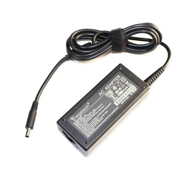 Regatech Dell Inspiron 14-3467 Laptop Charger 45W 19.5V 2.31A Power Adapter