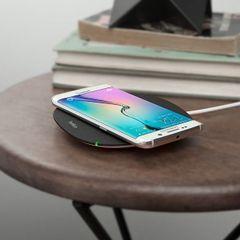 Belkin Boost Up Qi Wireless Charging Pad - 5W (Black)