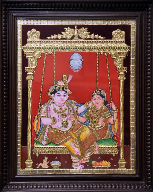Unjal Krishnan- Large