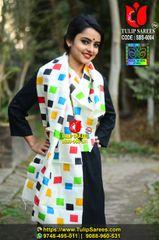 Bishnupuri Silk Stole