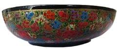 IndicHues Handcrafted Paper Mache Bowl from Kashmir