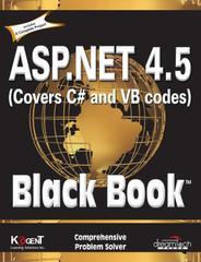 ASP.NET 4.5 Black Book