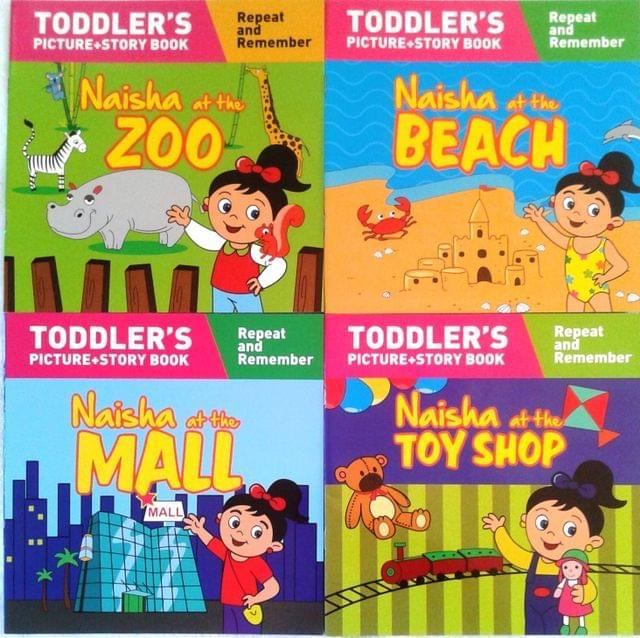 Naisha Series (Toddler's Picture Storybook)