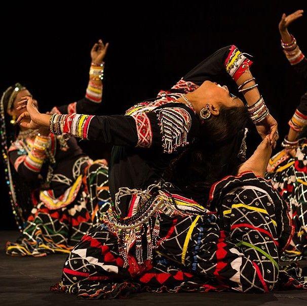 Folk Dance Classes