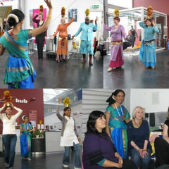 Folk Dance Classes for Homemakers