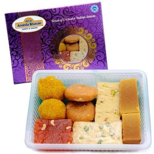 A2B Assorted Ghee Sweet Box