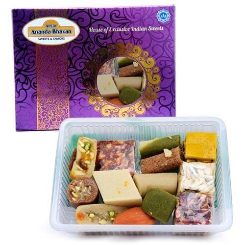A2B Dry Fruit Assorted Sweet Box