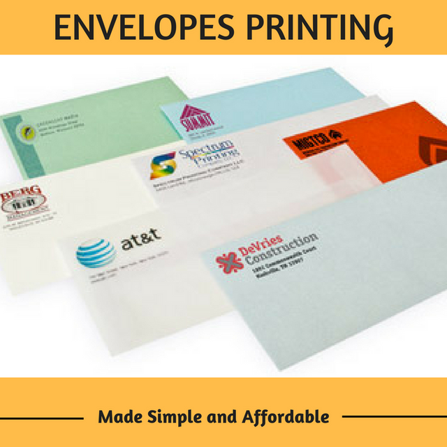 Kadaiveedhi Printing - Envelopes