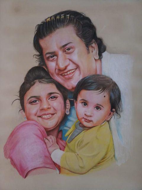 Kadaiveedhi Arts A Family