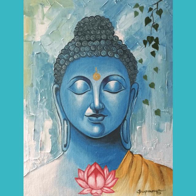 Kadaiveedhi Arts Gautama Buddha
