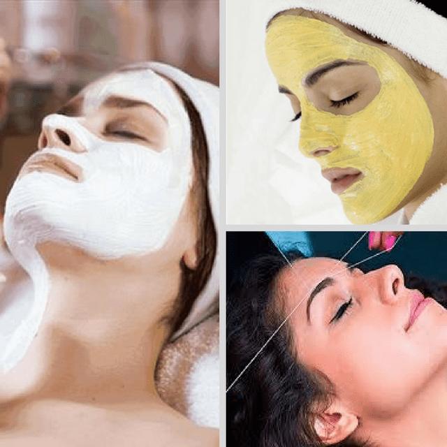 Kadaiveedhi Beauty Glowing Face Package