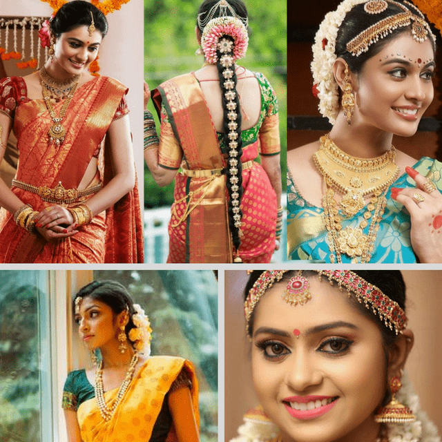 Kadaiveedhi Beauty Bridal Trial Makeover