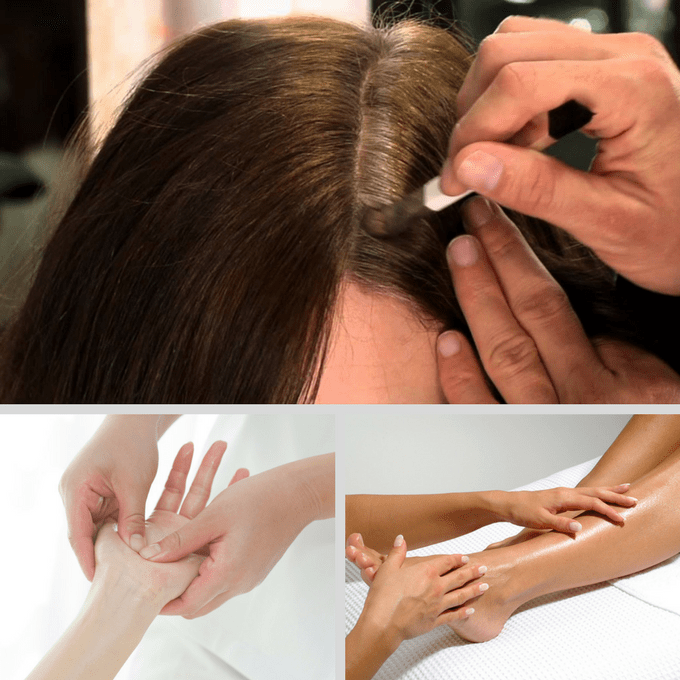 Kadaiveedhi Beauty Root Touch Hair Colour and Massage