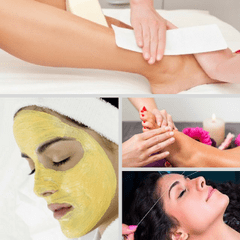 Kadaiveedhi Beauty Platinum Package