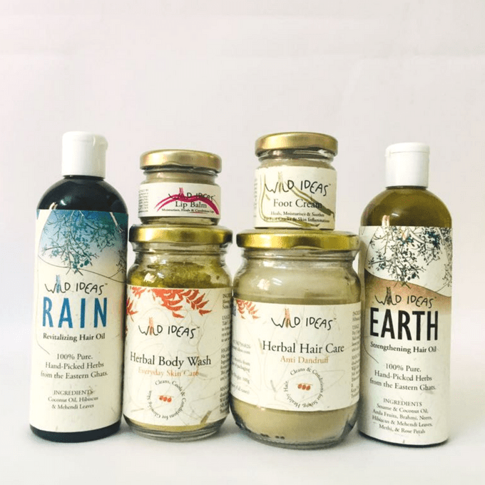 Wild Ideas Women's Essential Body and Hair Care Pack