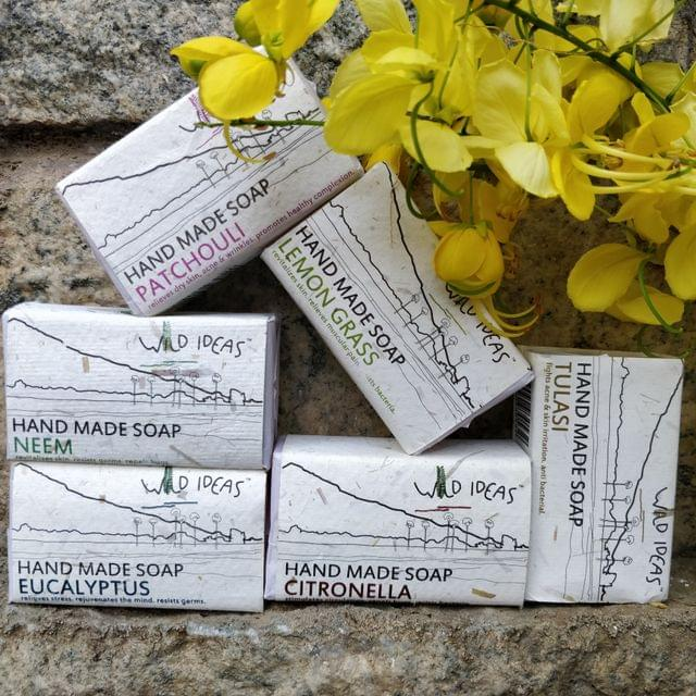 Wild Ideas Soaps Goodness from Leaf Herbs