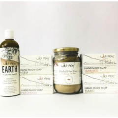 Wild Ideas Herbal Soaps and Traditional Oil Bath Kit