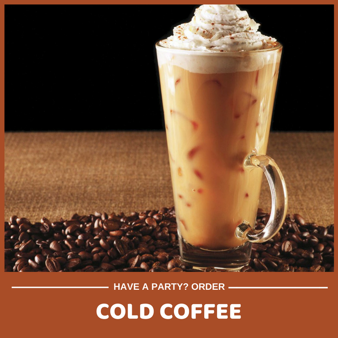 Rejuvenating Cold Coffee (Min order 30 units)