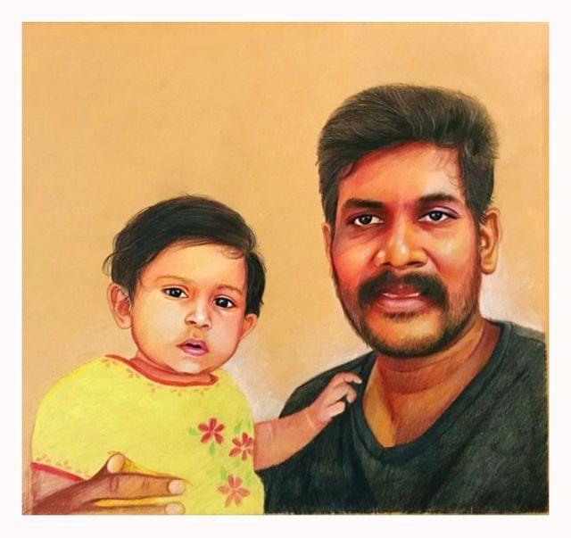 Kadaiveedhi Arts Double Faces