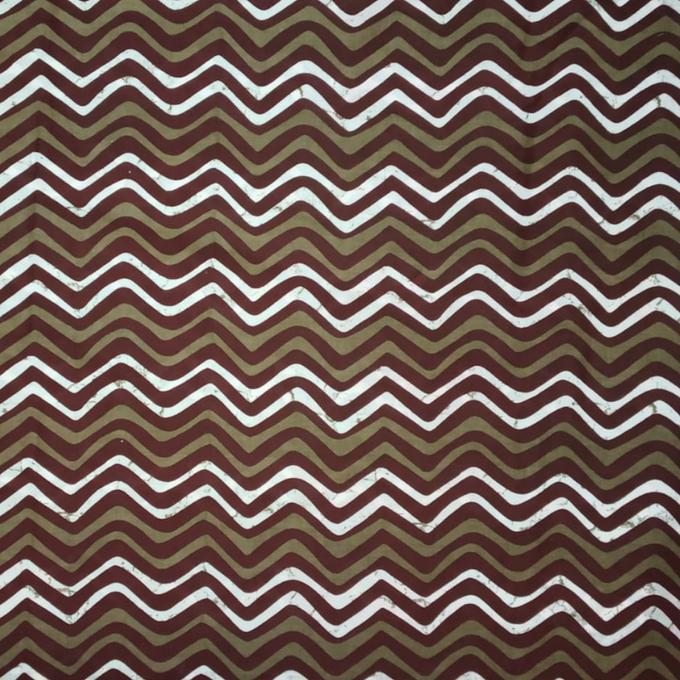 Aarika Brown Cotton Running Material