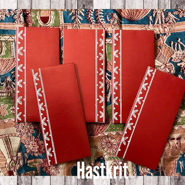 Hastkrit Folk Art Shagun Envelopes