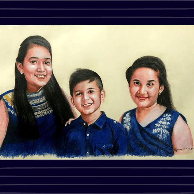 Kadaiveedhi Arts Brother and Sister