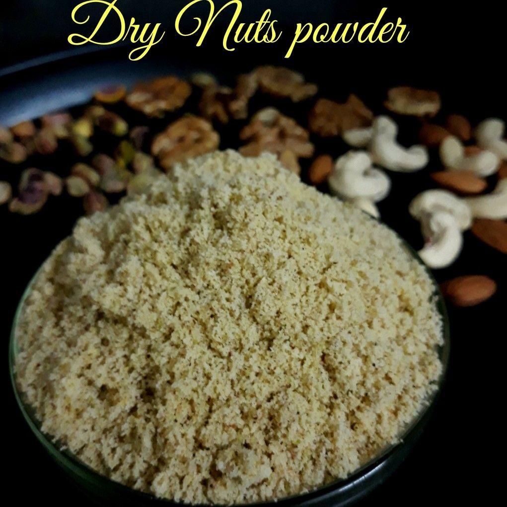 Farm To Home - Dry Nuts Powder
