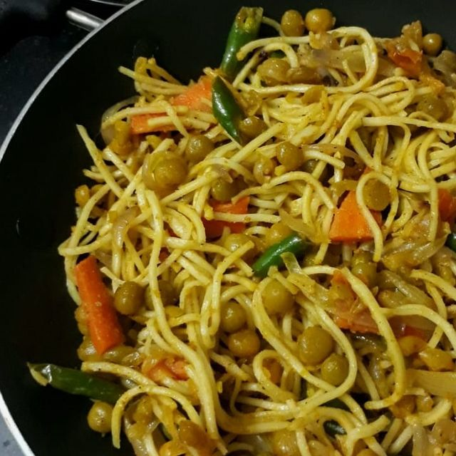 Farm To Home - Multi Millet Noodles(1 Year+)
