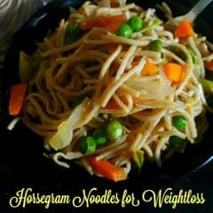 Farm To Home - Horse Gram Noodles For Weight Loss