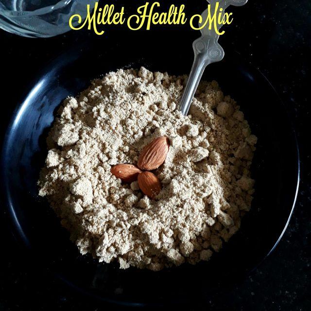 Farm To Home - Mixed Millet Health Mix Powder