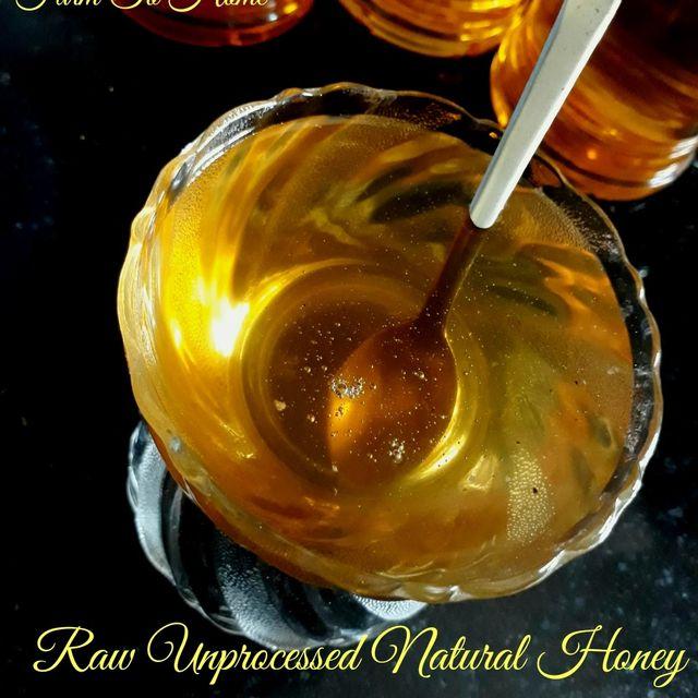 Farm To Home - Natural Unprocessed Organic Raw Honey