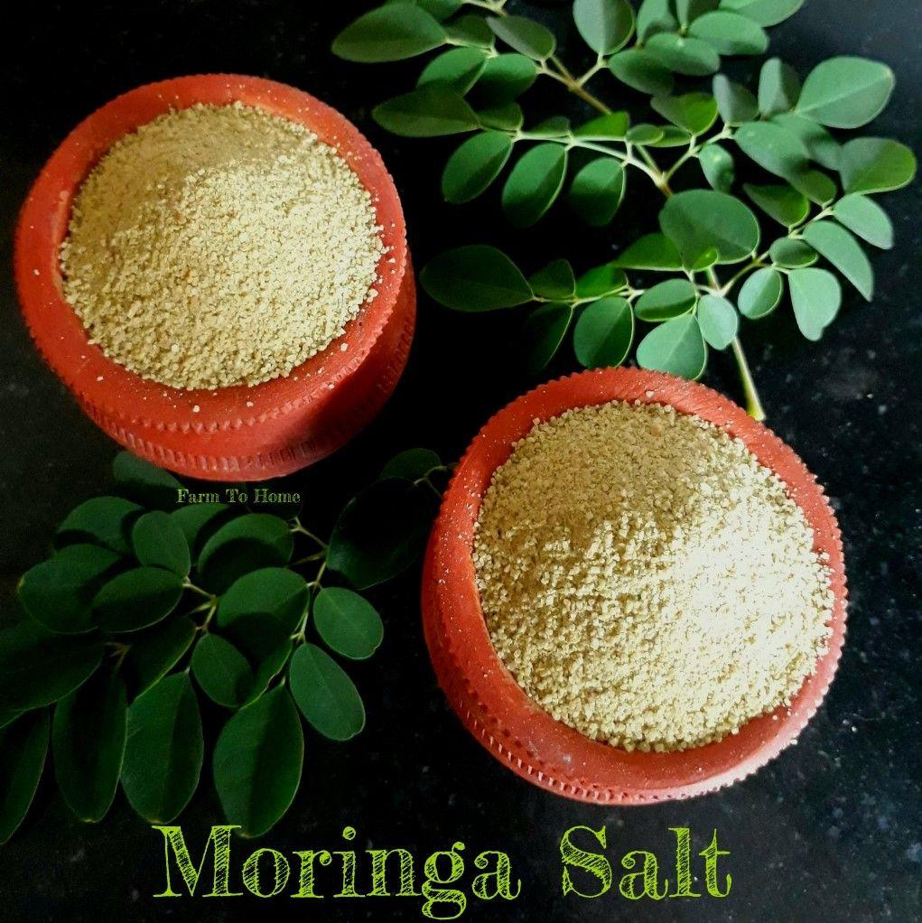 Farm To Home - Moringa Pink Salt