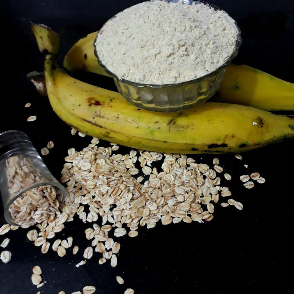 Farm To Home - Raw Banana Cereal Porridges (6Month+)