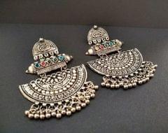Smile Decors Party Wear Afgan Earrings