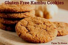 Farm To Home - GLUTEN FREE KAMBU/BAJRA COOKIES