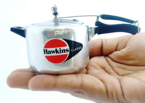 Hawkins Aluminium Toy Cooker Silver N10