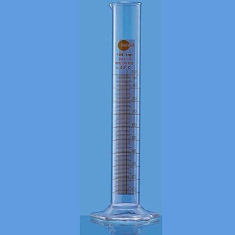 Borosil 3027024 Cylinder, 500 ml