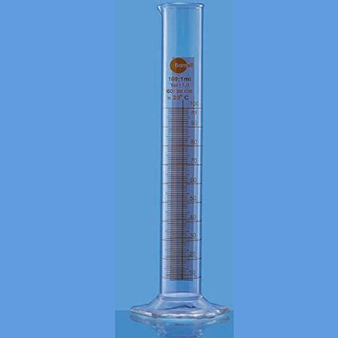 Borosil 3027009 Cylinder, 25 ml