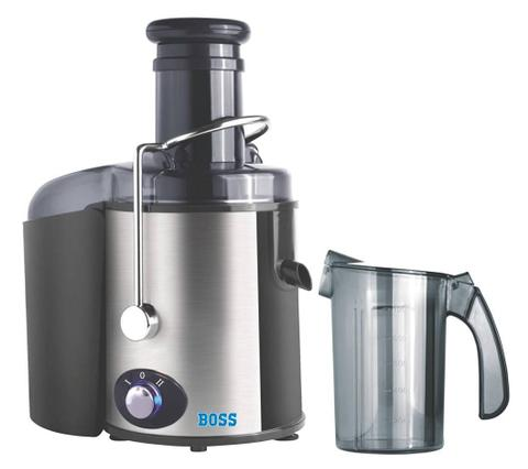 Boss Juice Pro B610 800 Watt Juice Extractor Black and Silver