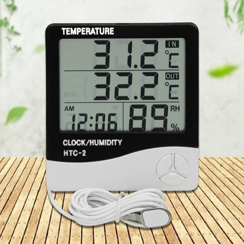HTC-2 Hygro thermometer temperature & humidity meter