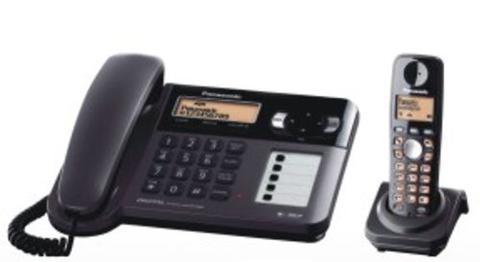 Panasonic Single Line 2.4GHz KX TG3651 Digital Cordless Telephone