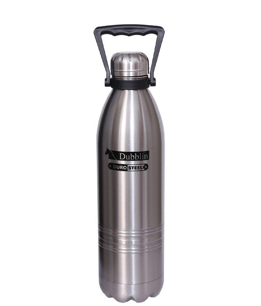 Dubblin Vacuum Thermosteel Bottle Kango 1500 ml Silver Kango1500silver